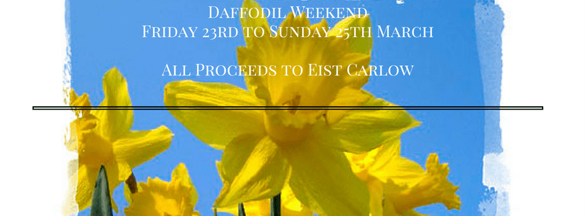 Daffodil Weekend